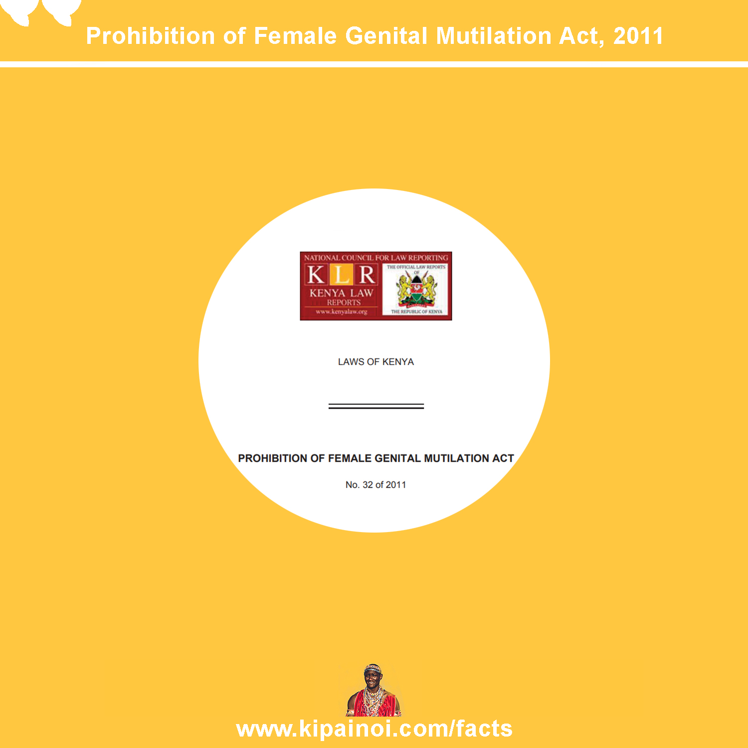 Read more about the article Prohibition of Female Genital Mutilation Act – Tweetables