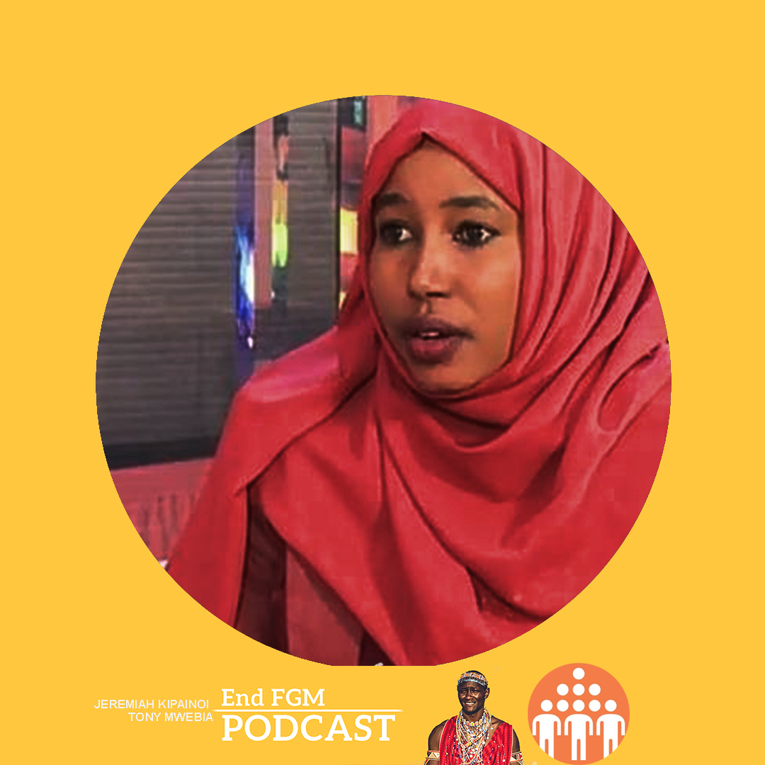 Read more about the article E11 Engaging Survivors, Religious leaders in Ending FGM, with Sadia Hussein (Part 1)