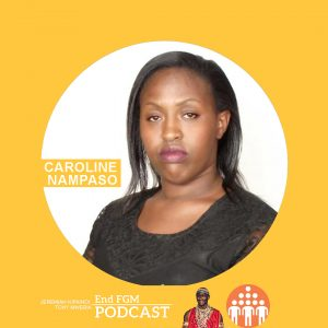 Read more about the article E17 I took myself to be cut but my experiences are helping girls avoid FGM, with Caroline Lanoi Nampaso