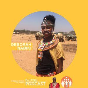 E18, a young girl changing the FGM Narrative in Samburu, with Deborah Nabiki