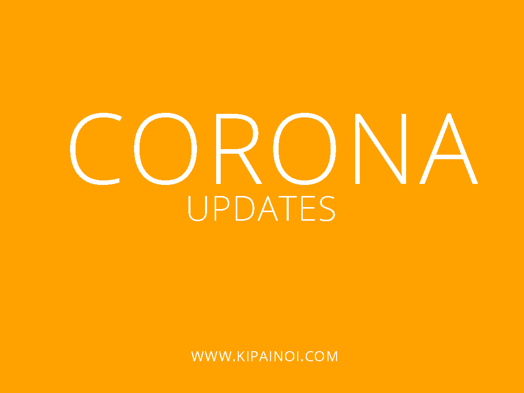 Read more about the article Corona: What's new Locally and Internationally